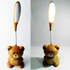 Lampu Line Brown Bear