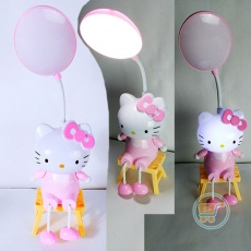 Lampu Hello Kitty Bangku