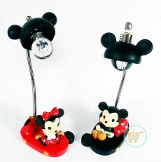 Lampu Mickey Minnie Couple