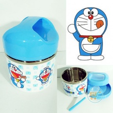 Lunch Box Doraemon Stainles Jinjing