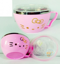 Lunch Box Hello Kitty Gagang