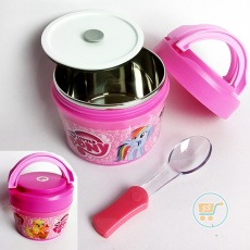 Lunch Box Little Pony Stainles