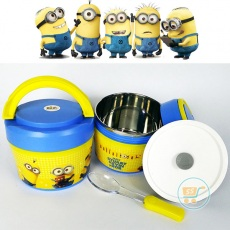 Lunch Box Minion Stainless