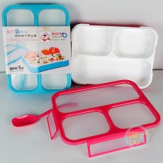 Lunch Box Sekat Colourfull