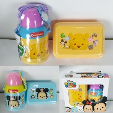 Tempat bekal TsumTsum Set With Box