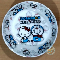 Mangkok Doraemon Kitty Mungil