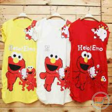 Mini Dress Elmo With Kitty