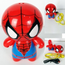 Mini Fan Spiderman