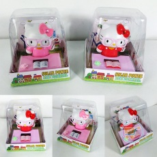 Pajangan Mobil Hello Kitty Teacher