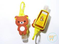 holder 3D Rillakuma Yellow + Handgel