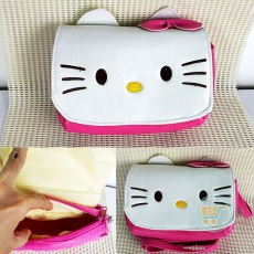 Dompet Hello Kitty Kulit Selempang