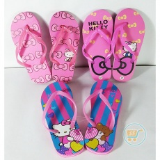 Sandal Hello Kitty Cute Motif