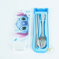 Peralatan Makan Set Stitch Sladding