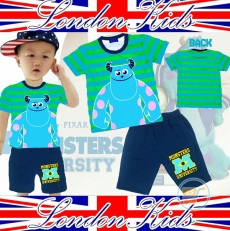 Setelan Monster Inc (Ukuran 4-8)