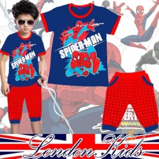 Setelan Spiderman Action (Ukuran 10 - 14)