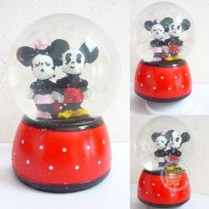 Snowball Mickey Minnie Musik
