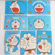 Sticker Card Doraemon