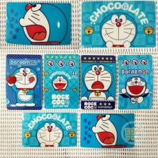 Sticker Card Doraemon (Gambar 1)