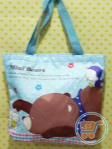 Tas Mini Bears Cangklong Korea