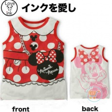 Kaos Minnie Mouse Sweetie Tanktop