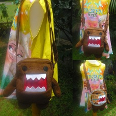 Tas Domo Selempang Body Cute Small