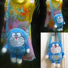 Tas Doraemon Body Cute Small