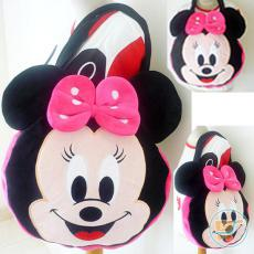 Tas Minnie Mouse Kepit Bulat