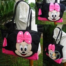 Tas Minnie Mouse Cangklong Pocket