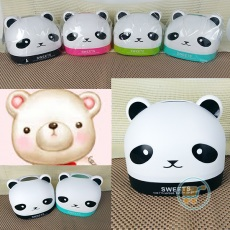 Tempat Tissue Panda Cute Face