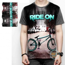 Tshirt Bicycle Ride On