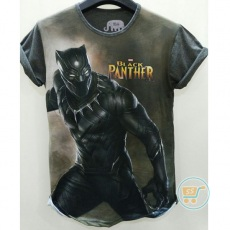 Tshirt Black Panther