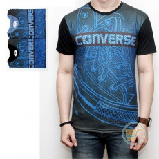 Tshirt Converse Light Blue