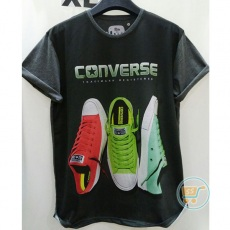 Tshirt Converse Shoes Trademark XL