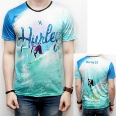 Tshirt Hurley OF Man Surfing