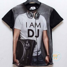 Tshirt I Am DJ XL