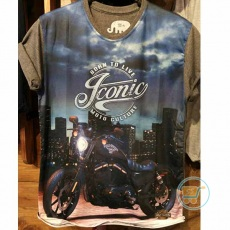 Tshirt Iconic Motor Culture