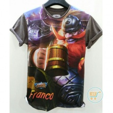 Tshirt Mobile Legend Franco