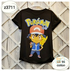 Tshirt Pokemon Boy