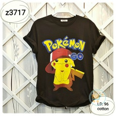 Tshirt Pokemon Cap