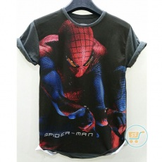 Tshirt Spiderman Action