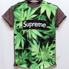 Tshirt Supreme Green Tree