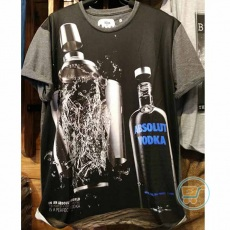 Tshirt Vodka Perfect World XL