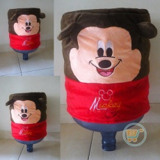 Tutup Galon Mickey Mouse