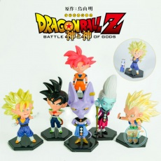 Action Figure Dragon Ball Set