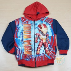 Jaket Iron Man