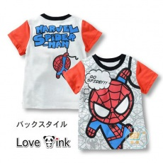 Kaos Spiderman Go Spidey