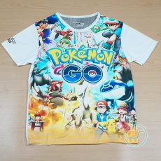 Tshirt Pokemon Of The War (Ukuran 16 - 20)