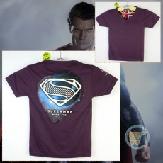 Kaos Superman Glow In The Dark (Ukuran 4 - 14)