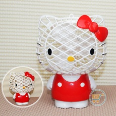 Kipas Angin Hello Kitty Small Body