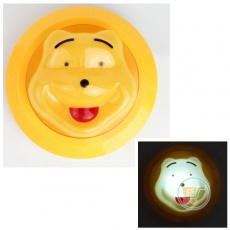 Lampu Pooh Cute Head